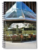 Opera House Cafeteria Spiral Notebook
