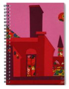 Opera House Spiral Notebook