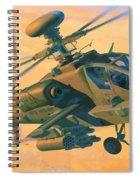 Operation Apache Spiral Notebook