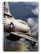 Operation Commando Hunt Spiral Notebook