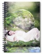 Ophelia's Peace Spiral Notebook