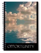 Opportunity Spiral Notebook