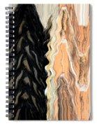 Opposites Attract Spiral Notebook