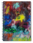 Opt.68.15 Dreaming With Music Spiral Notebook