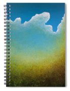 Opt.70.15 Coming Home Spiral Notebook
