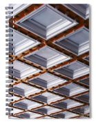 Optical Illusion  Spiral Notebook