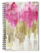 Opulence Rose Spiral Notebook