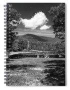 Opus 40 Spiral Notebook