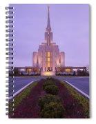 Oquirrh Fall Spiral Notebook