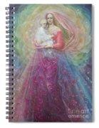 Ora Pro Nobis Spiral Notebook