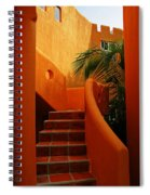 Orange Crush 2 Spiral Notebook