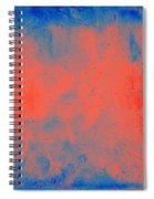 Orange Obsession Spiral Notebook
