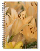 Orange Tiger Lillies Spiral Notebook