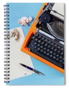 Letters To Remember Spiral Notebook