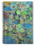 Orangetheory Brighter Than The Sun Spiral Notebook