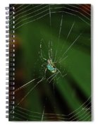 Orchard Orb Spiral Notebook