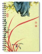 Orchid - 28 Spiral Notebook