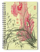 Orchid - 30 Spiral Notebook