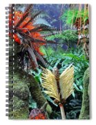 Orchid 32 Spiral Notebook
