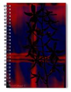 Orchid Impression Spiral Notebook