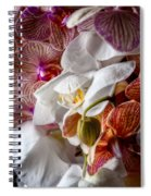 Orchid Iv Spiral Notebook
