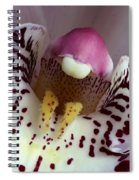 Orchid Like A Muzzle Spiral Notebook
