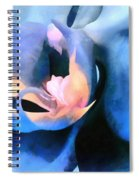 Orchid Lullaby Spiral Notebook
