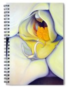 Orchid Mouth Spiral Notebook