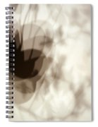Orchid Shadow 2 Spiral Notebook