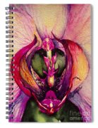 Orchid Tabernacle Spiral Notebook