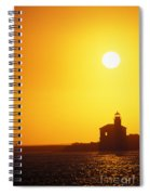 Oregon, Bandon Spiral Notebook