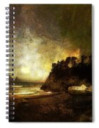 Oregon Beach Spiral Notebook