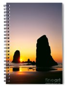 Oregon, Cannon Spiral Notebook