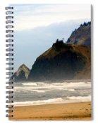 Oregon Coast 12 Spiral Notebook