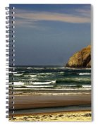 Oregon Coast 14 Spiral Notebook