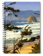 Oregon Coast 15 Spiral Notebook