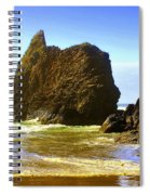Oregon Coast 16 Spiral Notebook