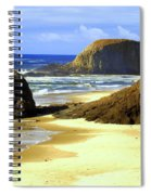 Oregon Coast 18 Spiral Notebook