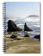 Oregon Coast 19 Spiral Notebook