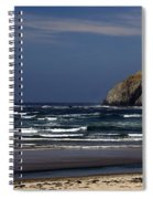 Oregon Coast 8 Spiral Notebook