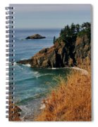 Oregon Coast Spiral Notebook