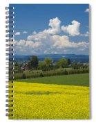 Oregon Countryside Spiral Notebook