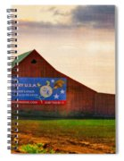 Oregon - Oinion Country Spiral Notebook