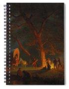 Oregon Trail Spiral Notebook