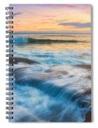Oregon's Gold Coast Spiral Notebook
