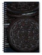 Oreo Cookies Spiral Notebook