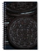 Oreo Cookies Spiral Notebook