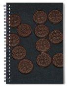 Oreo Spiral Notebook