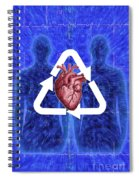 Organ Donation Spiral Notebook