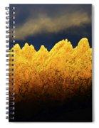 Organ Mountains Land Of Enchantment 1 Spiral Notebook